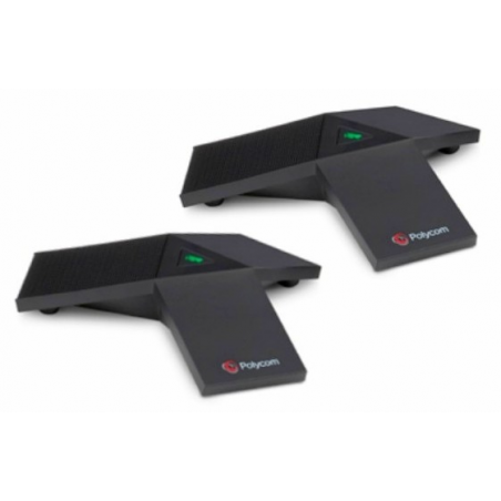 Logitech Kit d'extension Microphones pour MeetUP