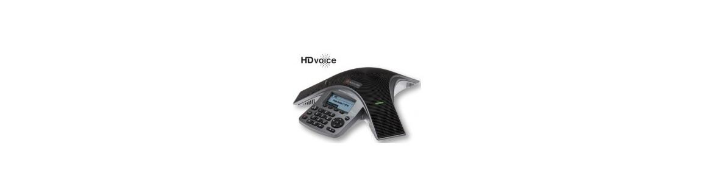 Systèmes IP d'Audioconférence / Pieuvre / Conf. Call