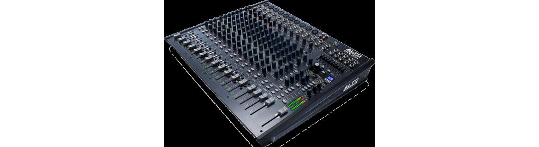 Amplificateurs - Tables de Mixage